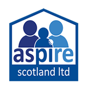 Aspire Scotland logo